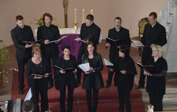 Konzert in Möschlitz am 13.04.2014