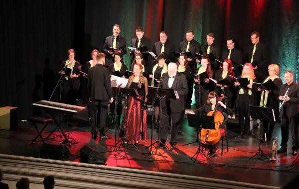 Konzert im Schützenhaus mit Gunther Emmerlich am 16.12.2017