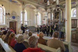 Chor der Neuen Töne berührt in Oppurg und Triptis mit seiner Musik