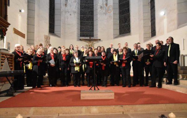 Adventskonzert am 14.12.2019 in der Stadtkirche St. Bartholomäus in Pößneck