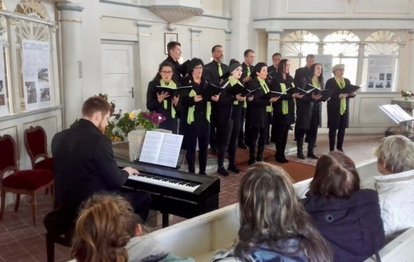 Konzert am 18.05.2019 in Mittelpöllnitz und Gräfendorf